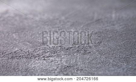 Dark gray concrete texture background, copy space