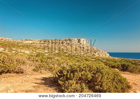 Cyprus Ayia Napa, Cape Greco Peninsula, National Forest Park