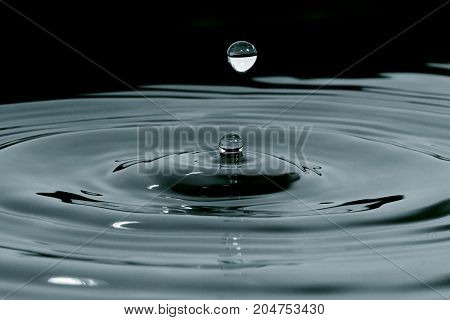 water background / Water is a transparent and nearly colorless chemical substance that is the main constituent of Earth's streams, lakes, and oceans, and the fluids of most living organisms
