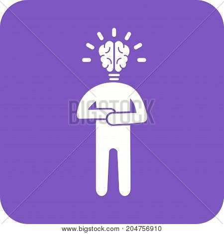 Learner, education, fast icon vector image. Can also be used for Personality Traits. Suitable for web apps, mobile apps and print media.
