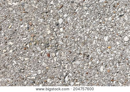 type of concrete covering close-up and in good quality