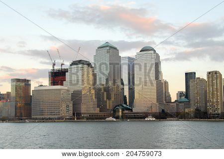 World Finance Center - New York City
