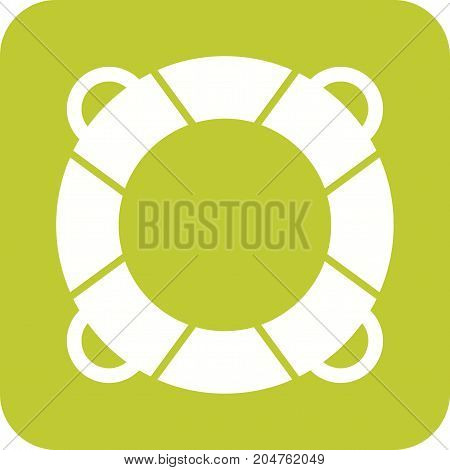 Life, tube, ship icon vector image. Can also be used for Pirate. Suitable for use on web apps, mobile apps and print media