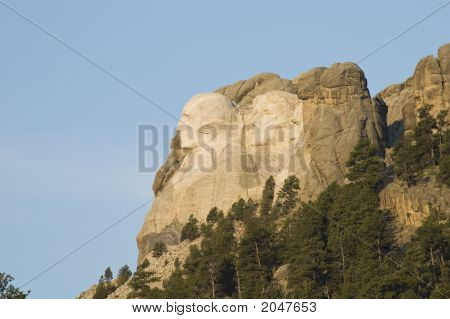 Mount Rushmore National Monument 1