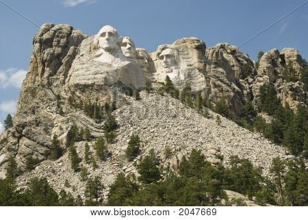 Mount Rushmore National Monument 7