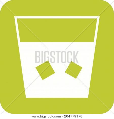 White, russian, drink icon vector image. Can also be used for Cafe and Bar. Suitable for use on web apps, mobile apps and print media.