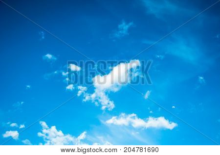 Dramatic Sunset Cloudy Sky With Clouds Lit By Sunlight Natural Sky Background With Colorful Sky And