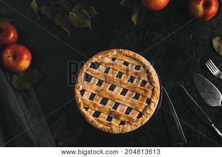 Apple Pie And Silverware
