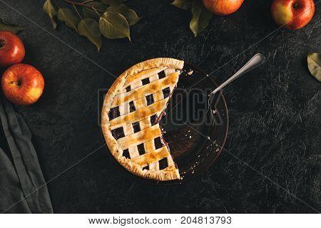 Apple Pie And Cake Server