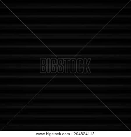 Interference for video and photos. Abstract background pattern of thin lines of black color. Background for your project. Vector illustration