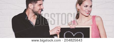 Man Confesses Love To Woman