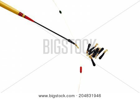The Fishing Float, Line Stopper And Fishing Accessory