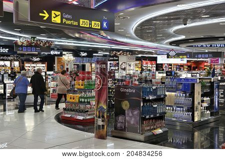 Airport Duty Free