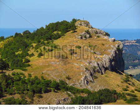 Apennine Mountains Of Emilia Romagna