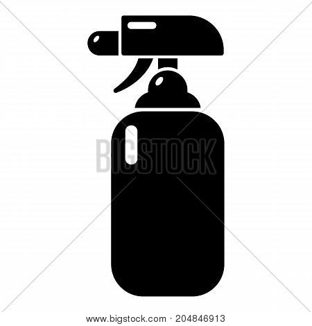 Fire extinguisher icon . Simple illustration of fire extinguisher vector icon for web design isolated on white background