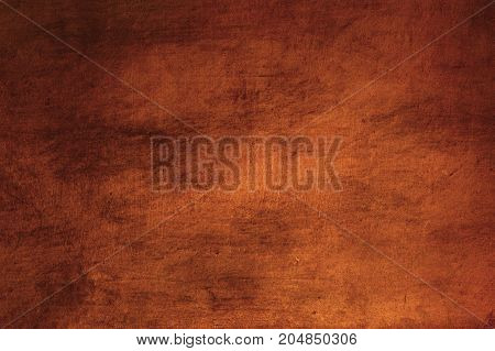 Grunge brown old background with rusty texture. Abstract Distress and Grain wall for your design