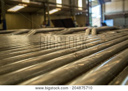 Boiler Tubes Production Industry