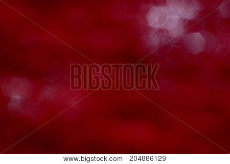 The Conplex Of Red And White Hexagon  Background