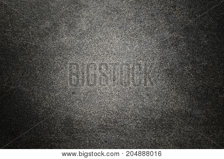 Grunge texture background. Abstract dark grunge texture on black wall. Aged grunge texture pattern in dark tone. Rustic black floor old grunge. Black grunge texture with space. Black rough texture background. Black grunge surface