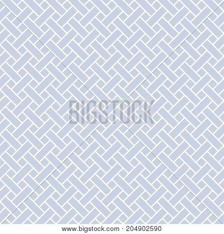 Vector retro geometric seamless pattern. Arabic pattern. Green vintage color background.