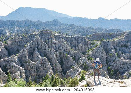 Impossible dangerous rocks & amazing mountain steps