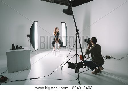 Professional Fashion Shoot
