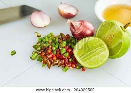 Thai Fish Sauce Three Taste
