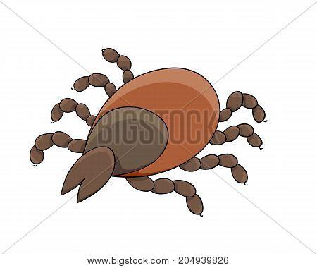 Dangerous Parasite - Tick