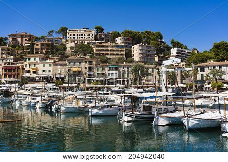 Images From Port De Sóller Island Mallorca Spain (24-08-2017)