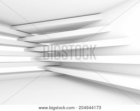 Pattern Of Intersected Stripe Beams, 3D
