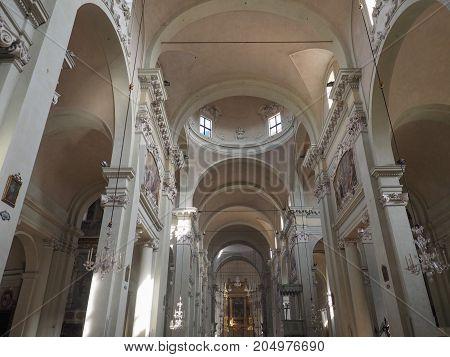 San Domenico Church In Bologna