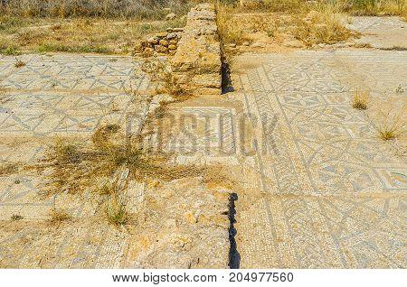 Archaeological Sites Of El Djem