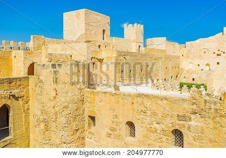 Historic Ribat Fortress Of Monastir