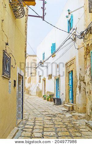 The Maze Of Sousse Medina