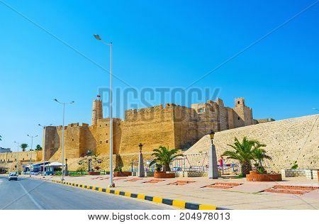 The Landmarks Of Monastir