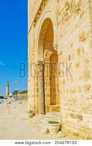 The Gate Of Ribat, Monastir
