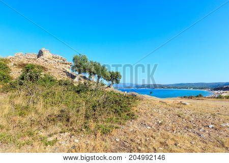 Trani Ammouda Beach(halkidiki, Greece).