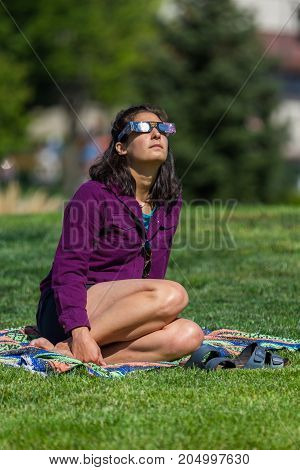 Observing The Eclipse In 2017