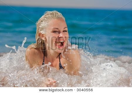 Laughter In The Sea