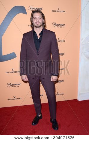 LOS ANGELES - MAY 30:  Luke Grimes at the