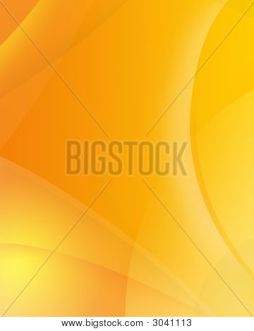Abstract  Background With Lines Of Orange Color