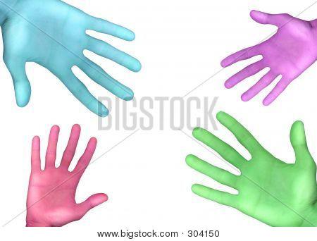 Color Hands