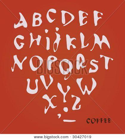type COFFEE