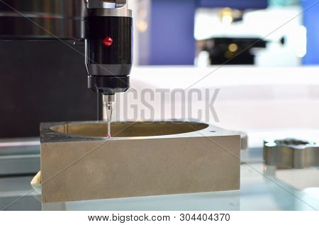 Cnc Touch Probes Image & Photo (Free Trial) | Bigstock
