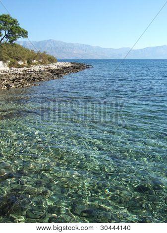 Croatia, Brac Island, Supetar
