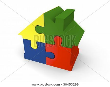 Puzzle Home