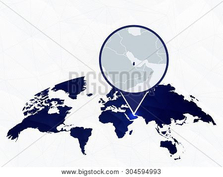 Qatar Detailed Map Vector & Photo (Free Trial) | Bigstock on nigeria in the world map, albania in the world map, paraguay in the world map, sweden in the world map, fiji in the world map, saudi arabia in the world map, mongolia in the world map, georgia in the world map, slovenia in the world map, estonia in the world map, north sea in the world map, west indies in the world map, argelia in the world map, dominican republic in the world map, east asia in the world map, abu dhabi in the world map, great britain in the world map, arctic ocean in the world map, united kingdom in the world map, all countries in the world map,
