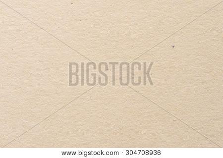 Yellow Cardboard Textured Close Up. Yellow Cardboard Pattern