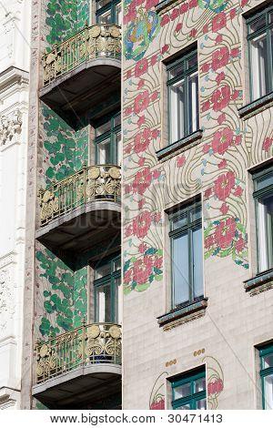 Otto Wagner Architecture, Art Nouveau
