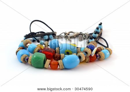 Colorful Handmade Bracelet